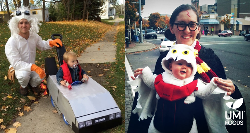 20 ideas creativas de disfraces en familia para Halloween Blog